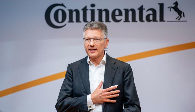 Continental-Elmar-Degenhart