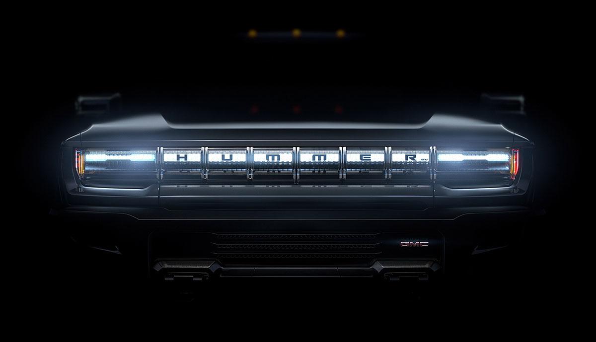 Hummer-EV-Elektroauto
