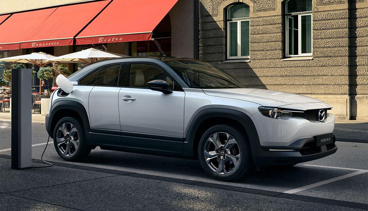 """Mazda: MX-30-Batterie """"verantwortungsvoll"""" dimensioniert – ecomento.de"""