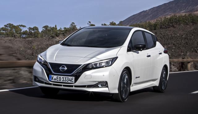 Nissan-LEAF