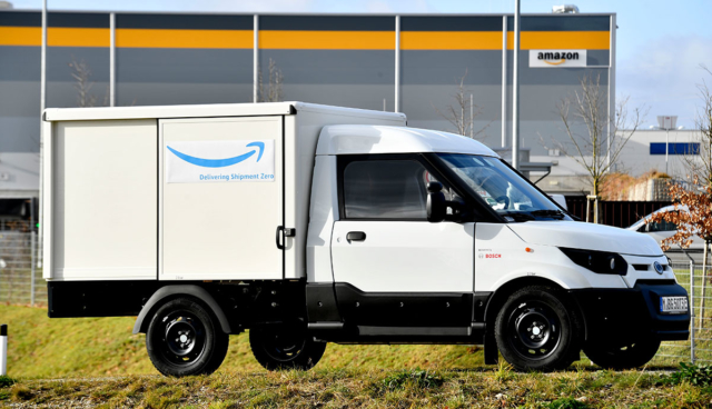 StreetScooter-Amazon