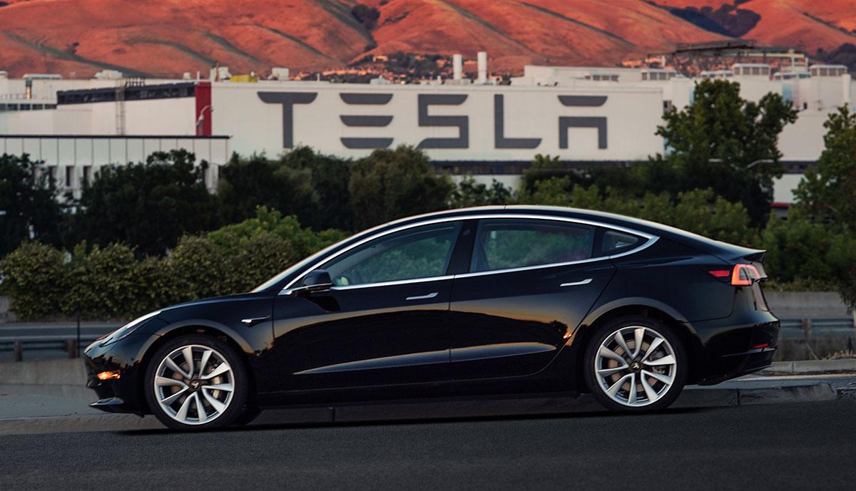 Tesla meldet neuen Quartalsrekord: 112.000 Auslieferungen