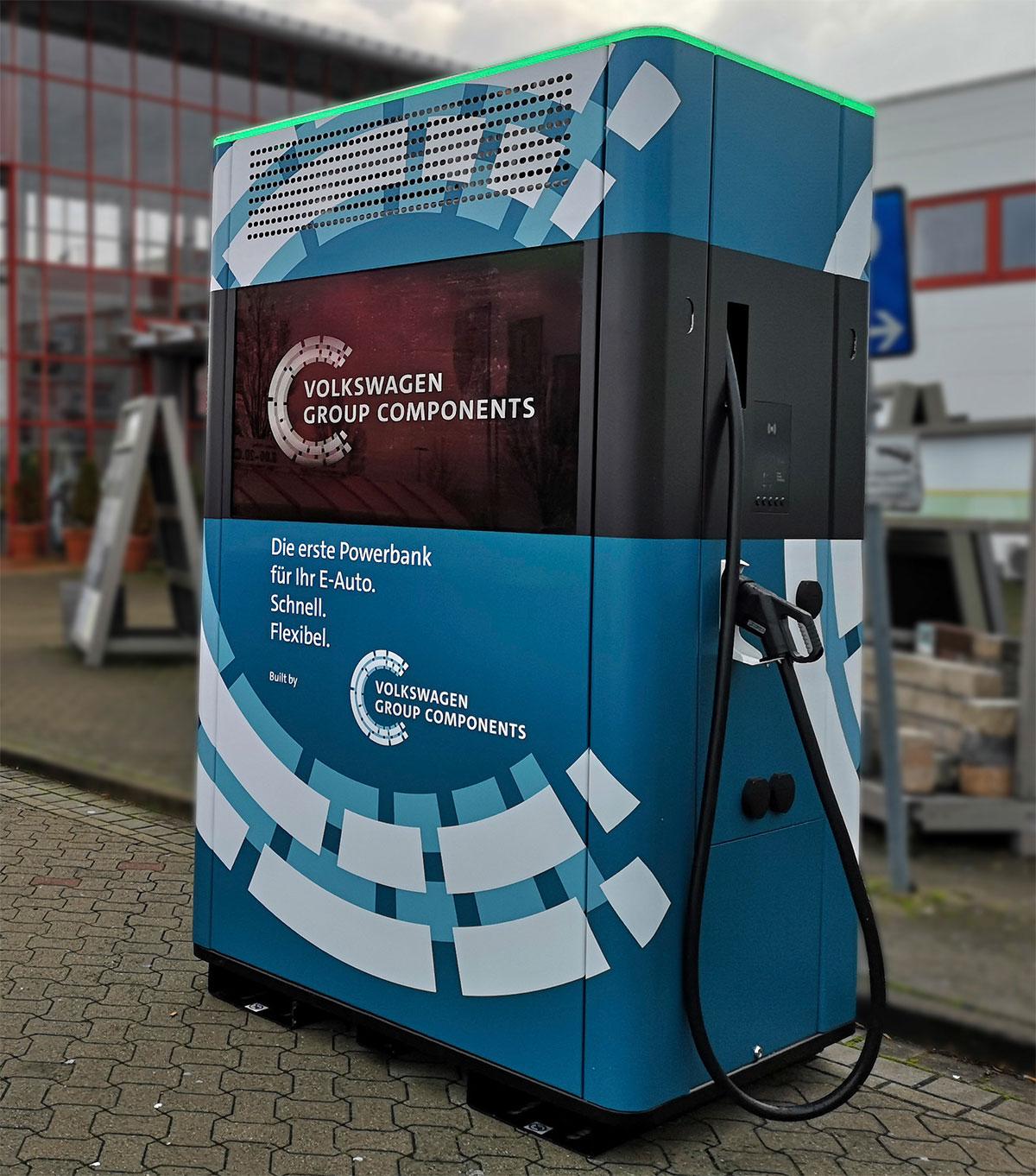 VW-Powerbank