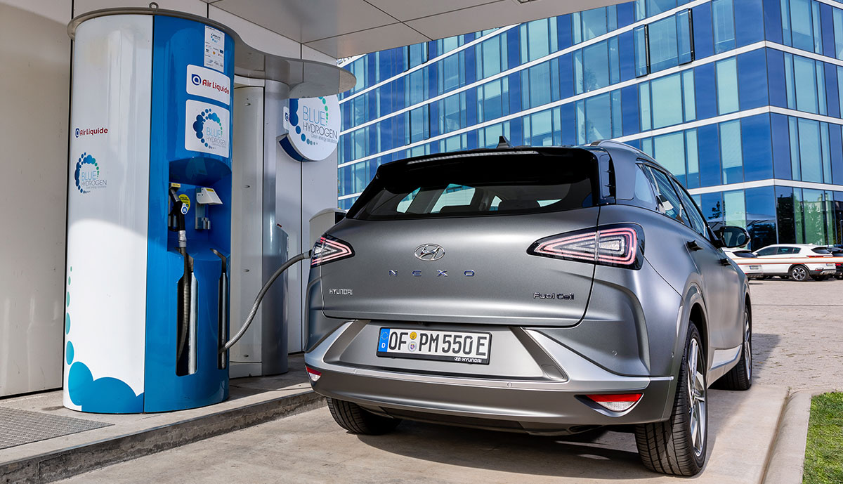 """#VDIK: #Wasserstoff spielt """"zentrale Rolle"""" für die #Mobilität der Zukunft"""