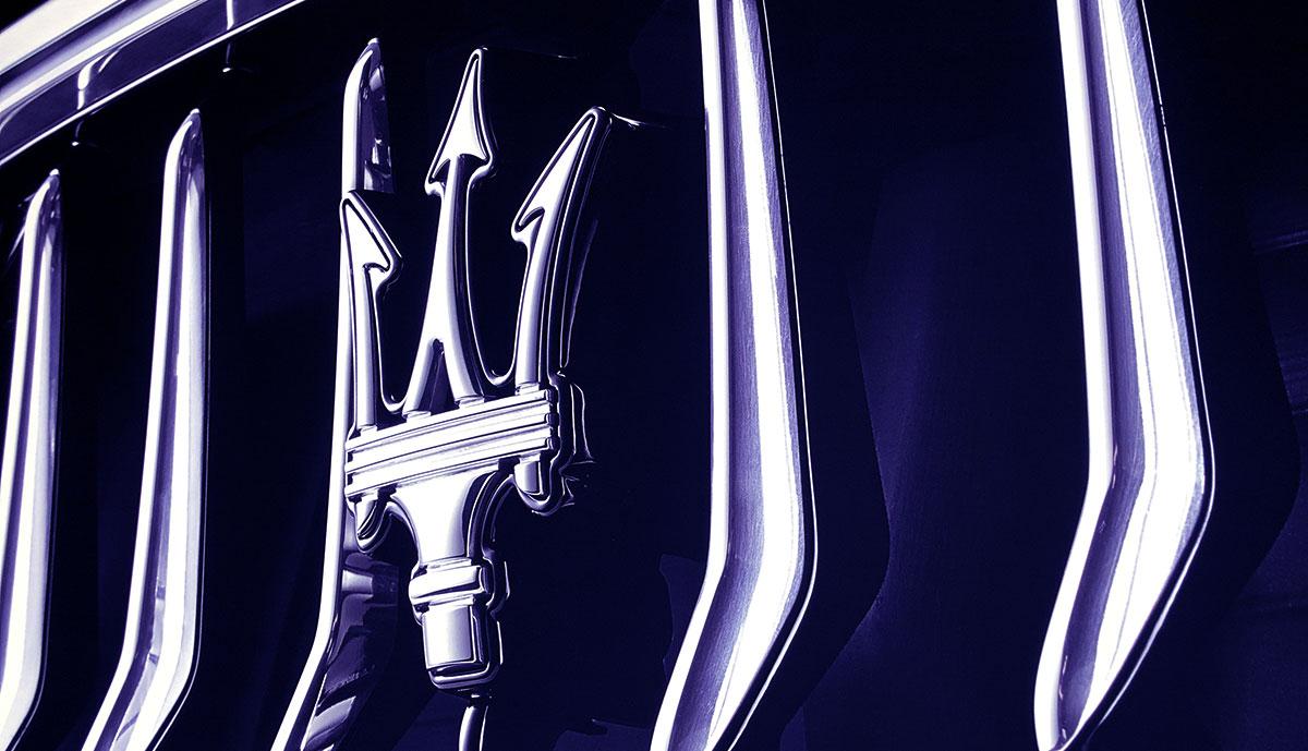 Maserati bekräftigt Elektrifizierung aller neuen Modelle