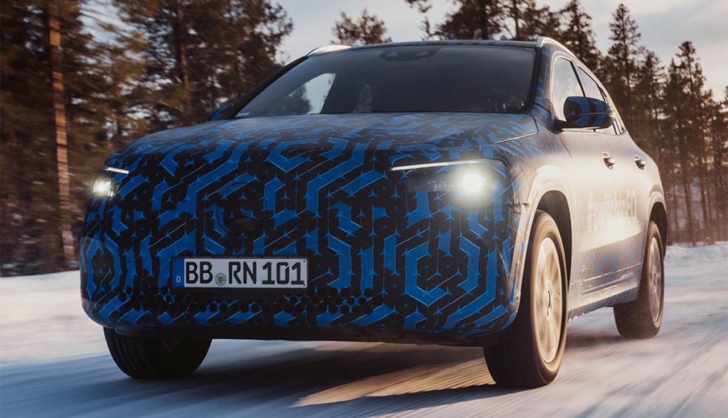 Mercedes-EQA3