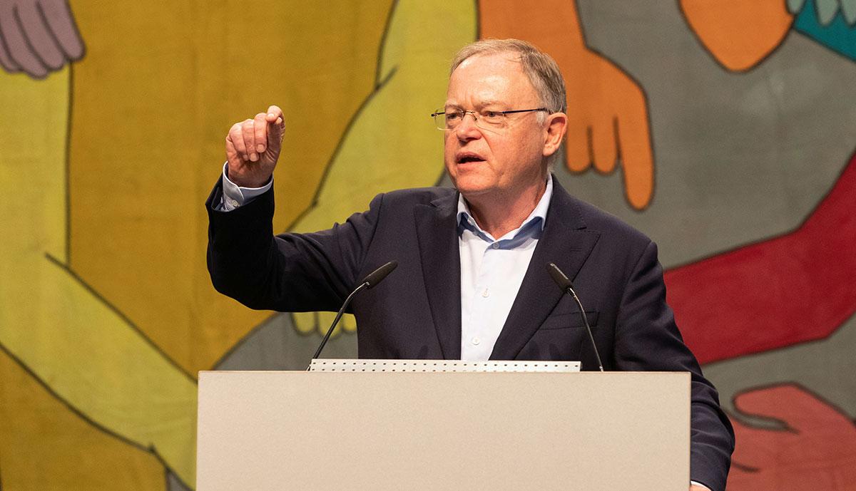 Stephan-Weil-VW