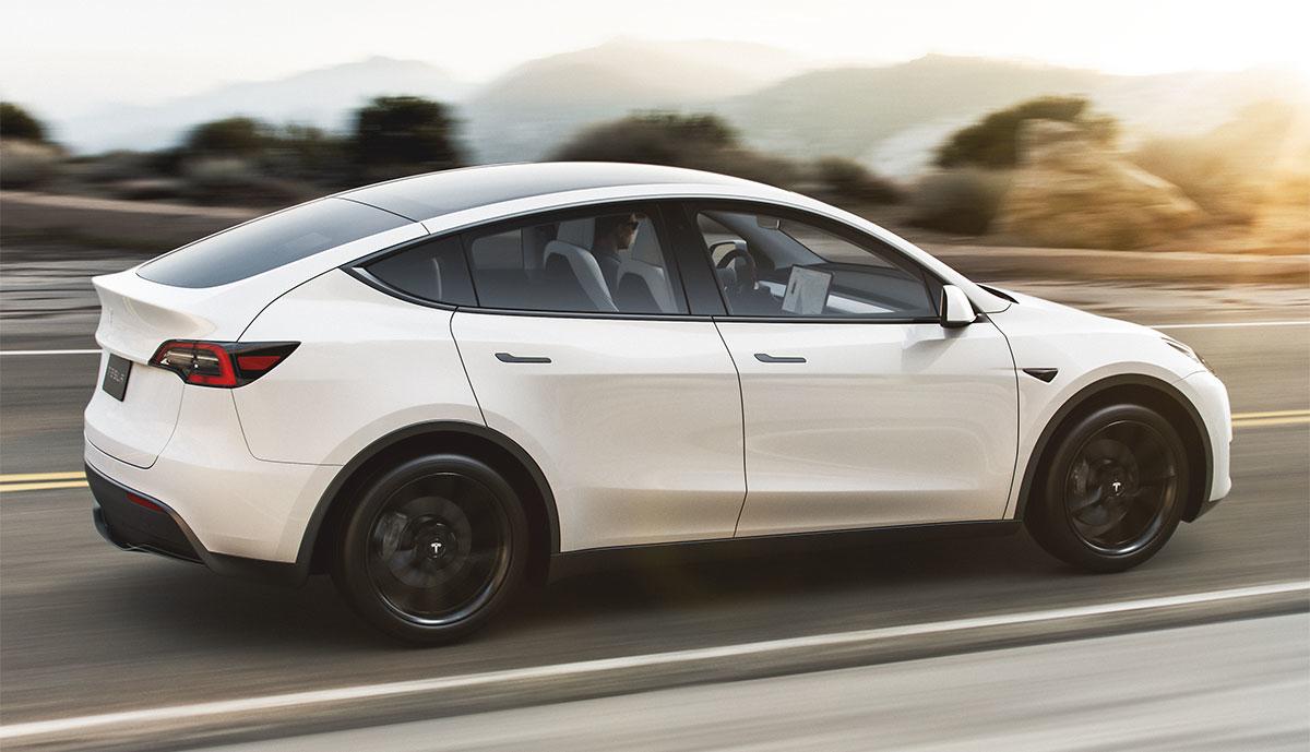 Tesla Model Y Hinta