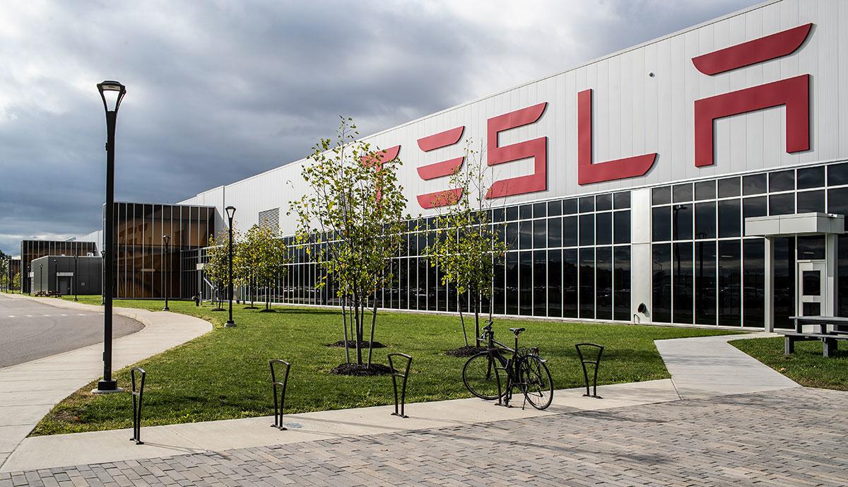 Tesla-Nachhaltigkeit