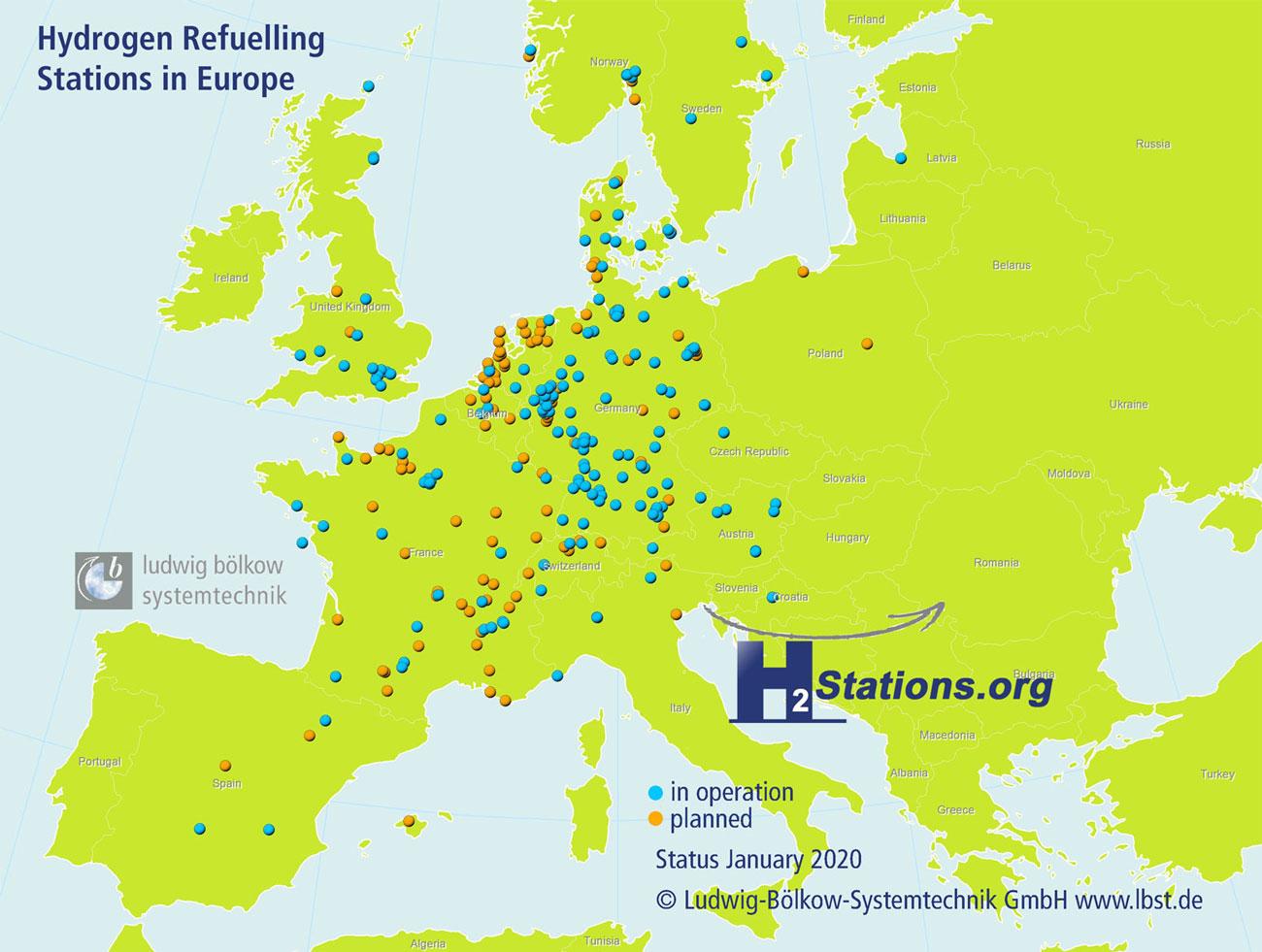 Wasserstoff-Tankstellen-Karte-Europa-2020