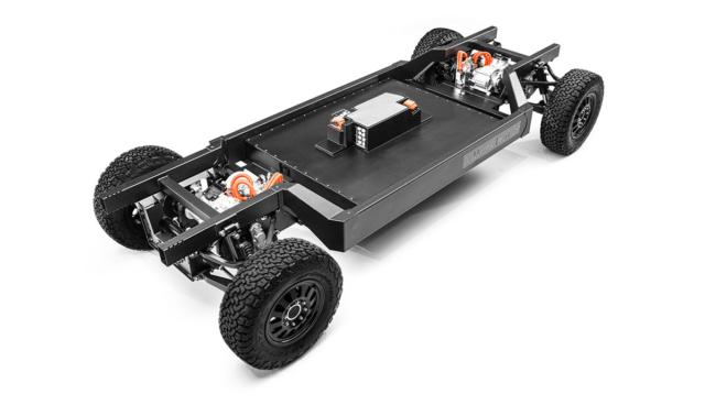 Bollinger-E-Chassis