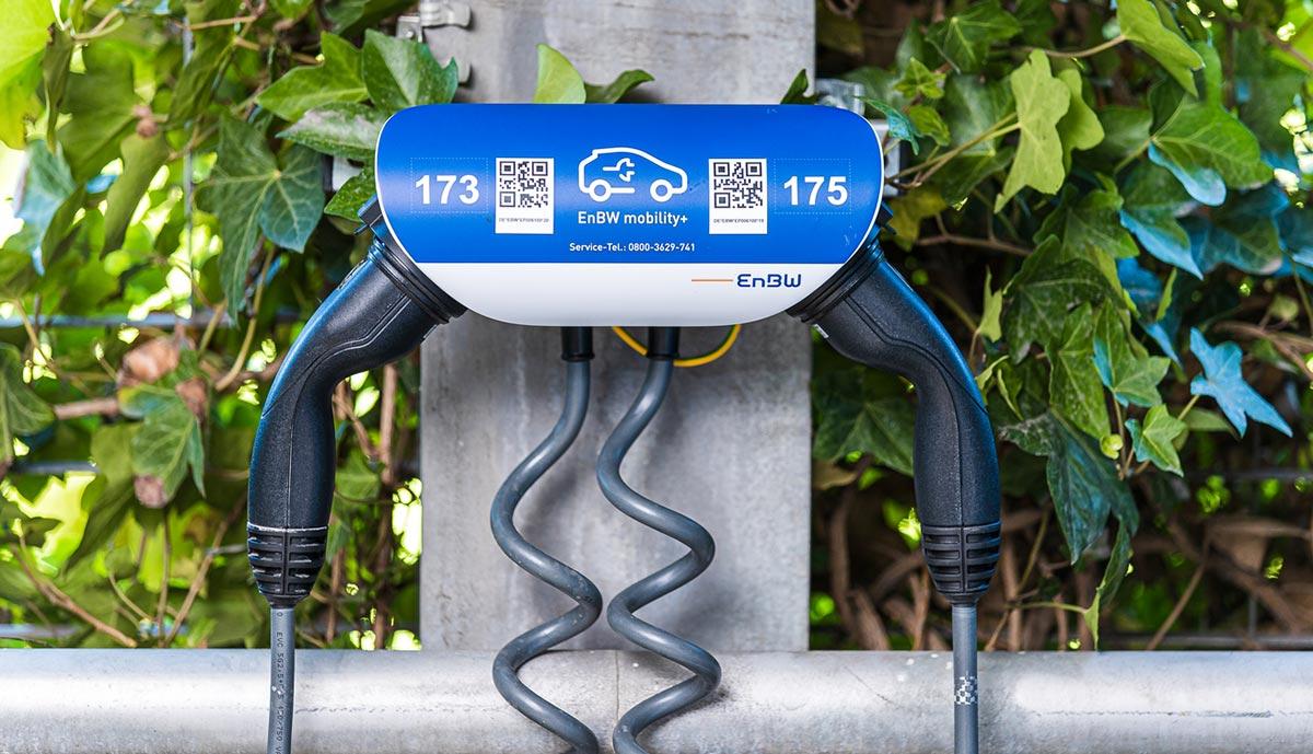 EnBW: Bald 720 interne Elektroauto-Ladepunkte