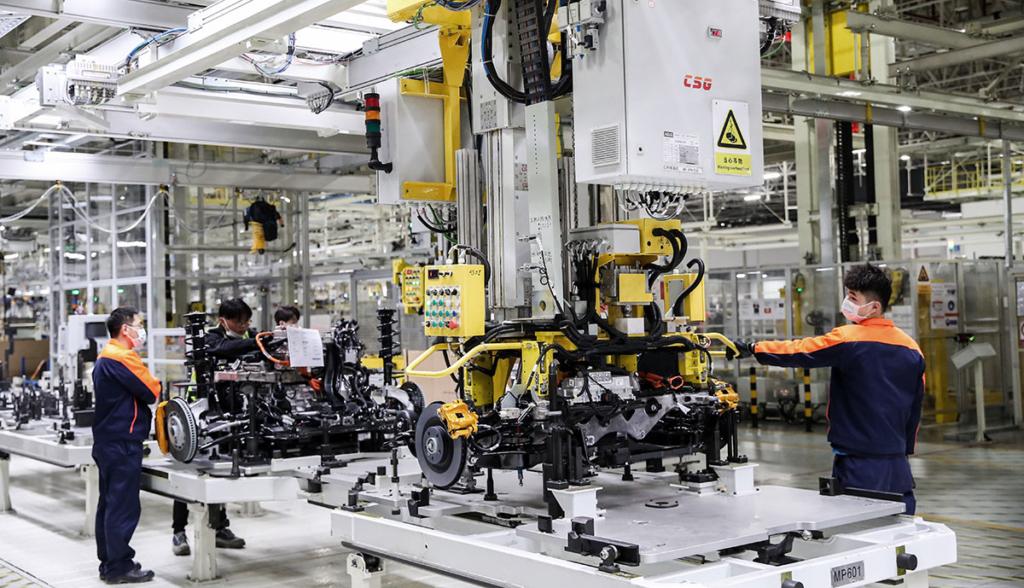 Polestar-2-Produktion-China-2020-3