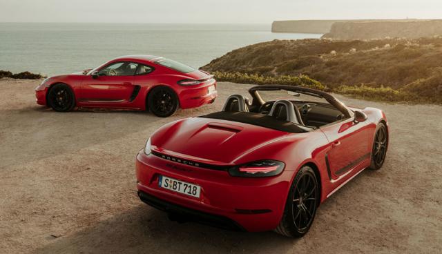 Porsche-Cayman-Boxster
