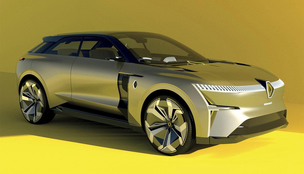 Renault-Morphoz