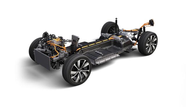 Volvo-XC40-Batterie