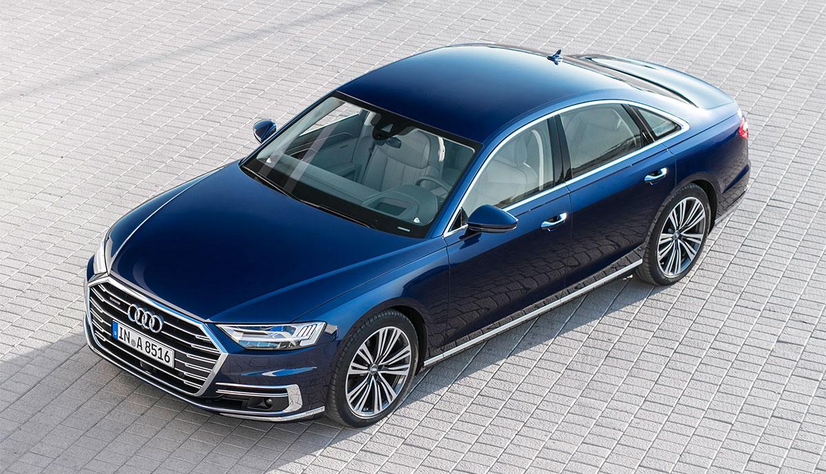 Audi: Keine Elektroauto-Version des A8 geplant
