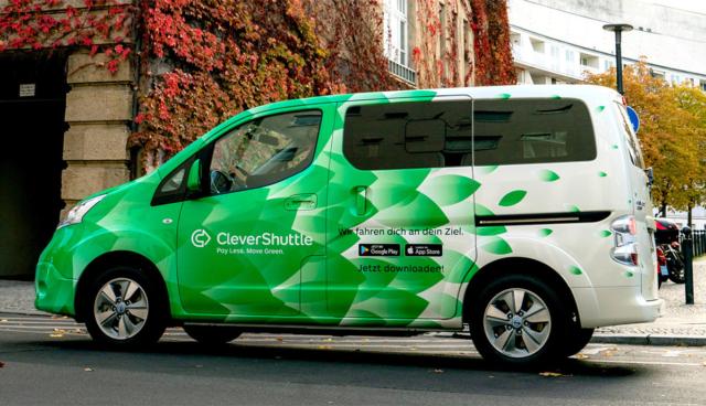 CleverShuttle-Elektroauto-Fahrdienst-Berlin
