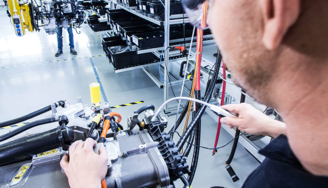 Daimler-Brennstoffzelle