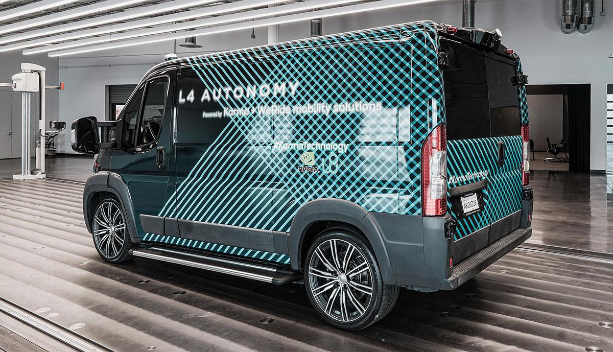 Karma-E-Flex-Van-Plattform