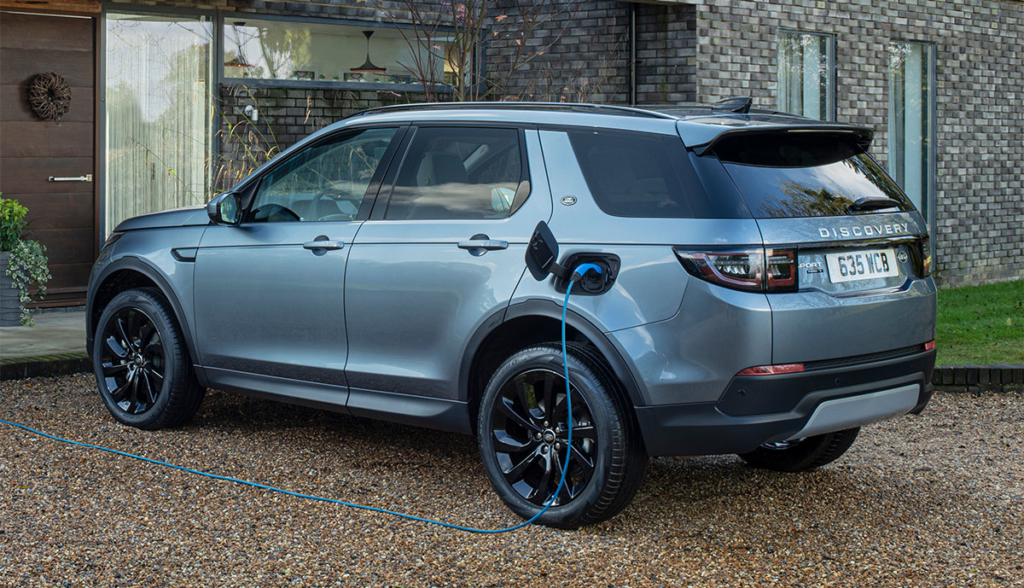 Land Rover Discovery Sport Plug-in-Hybrid-2020-2