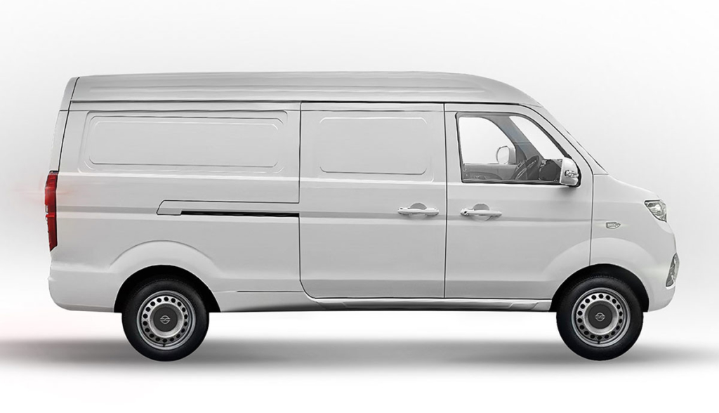 NME-Cargo-Van