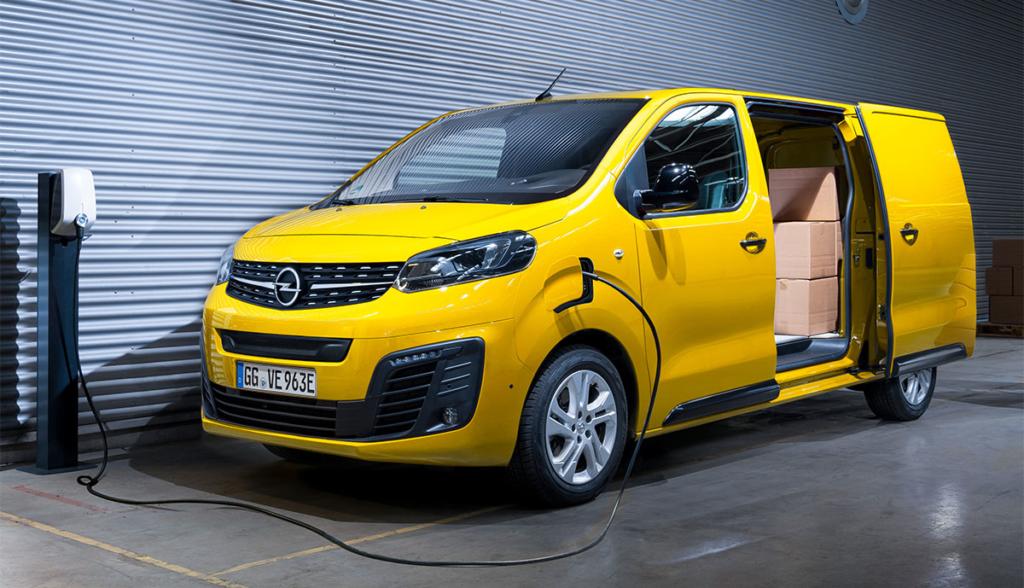 Opel Vivaro Viat