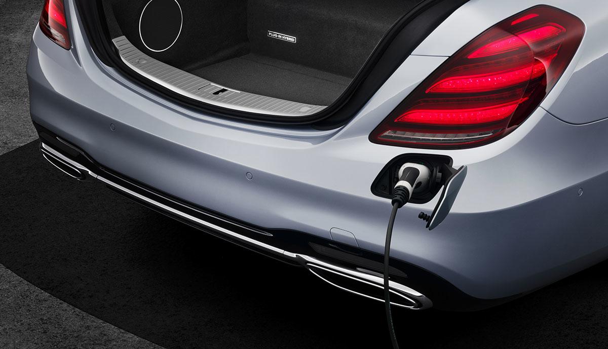 Plug-in-Hybrid-Mercedes-S-Klasse