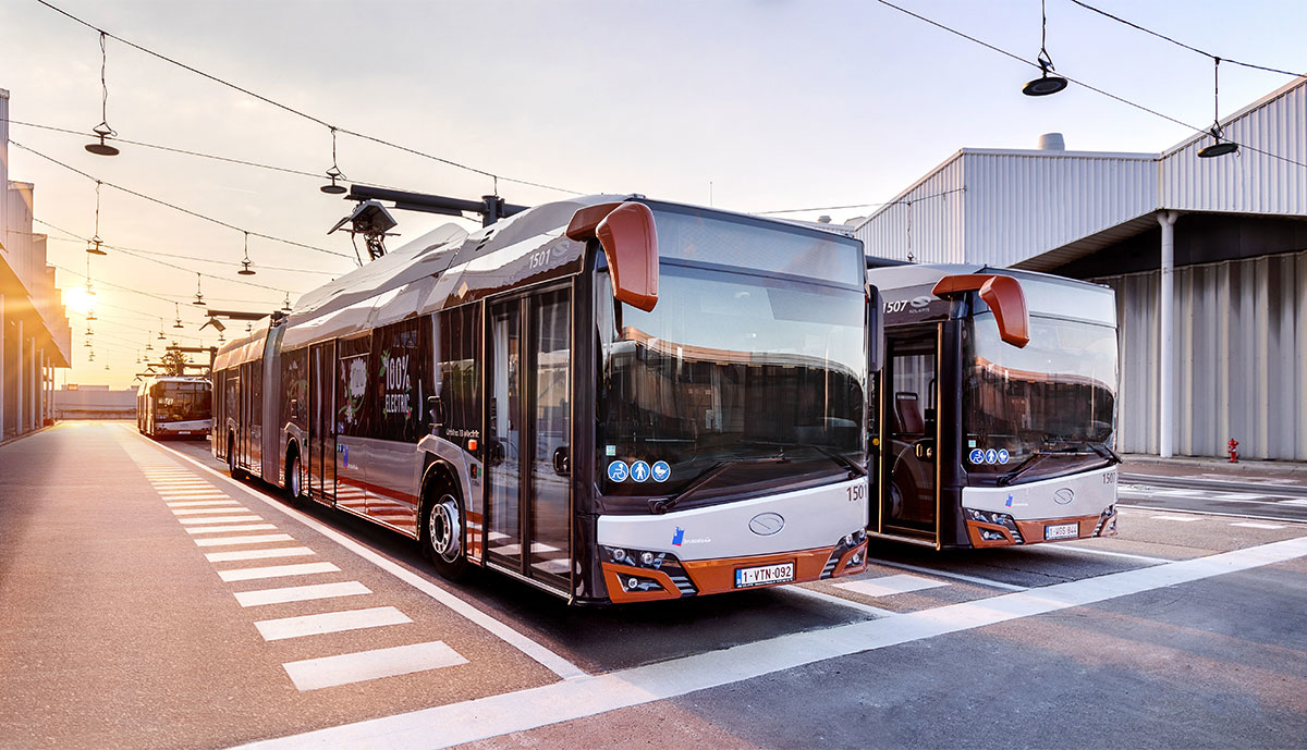 Solaris-E-Busse