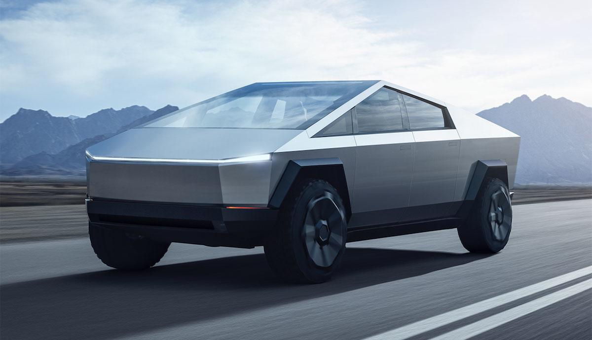 Tesla-Cybertruck