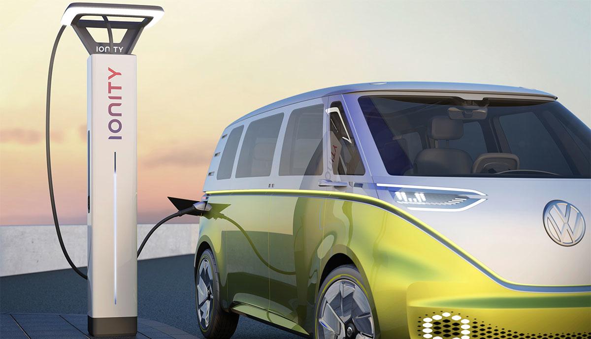 VW-Ionity