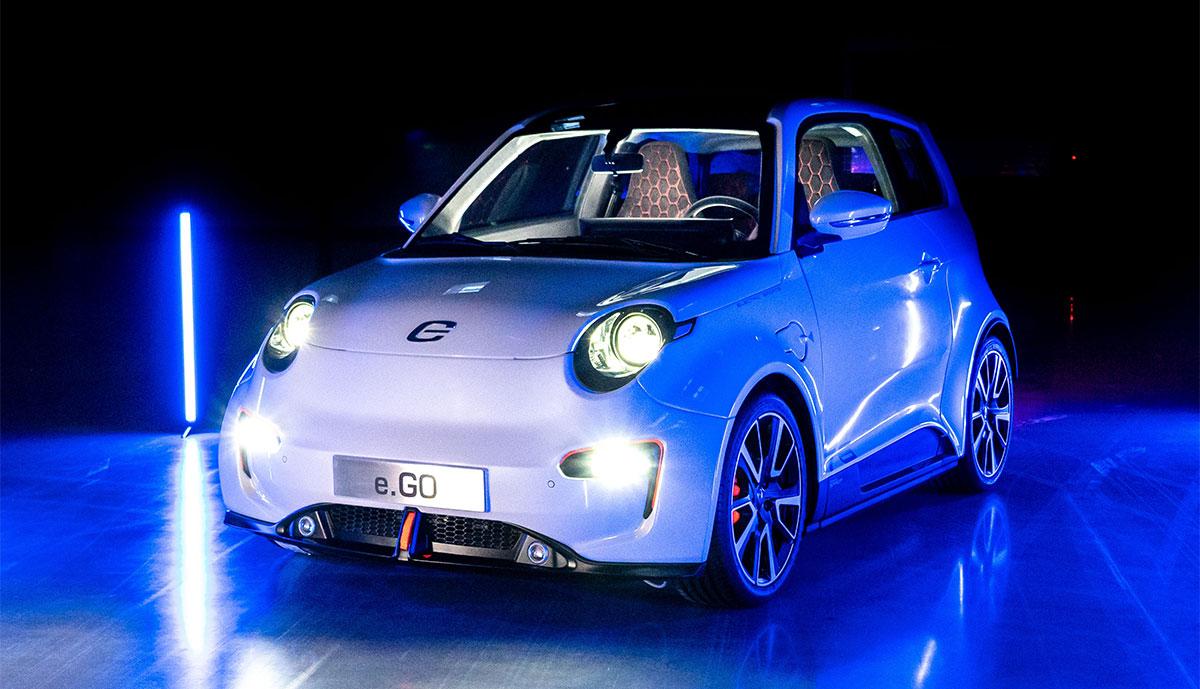 Elektroauto-Startup e.GO muss saniert werden