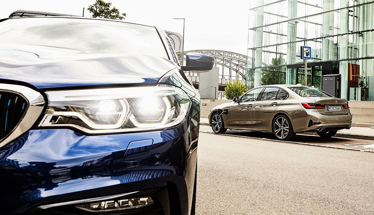 BMW-Plug-in-Hybride