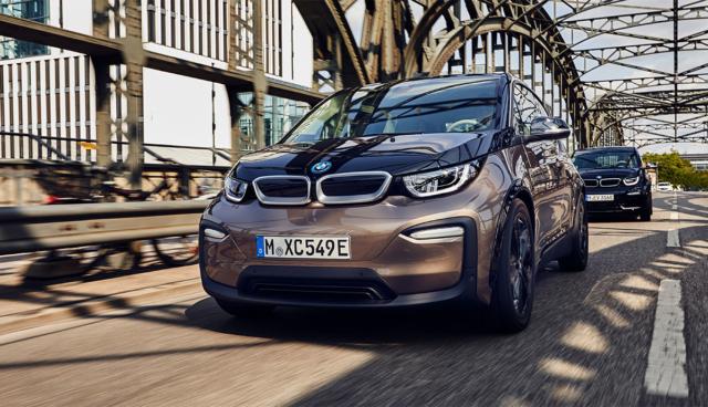BMW-i3-Versicherung