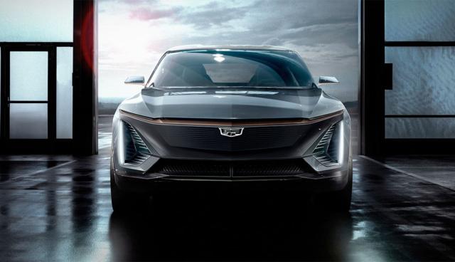 Cadillac-EV