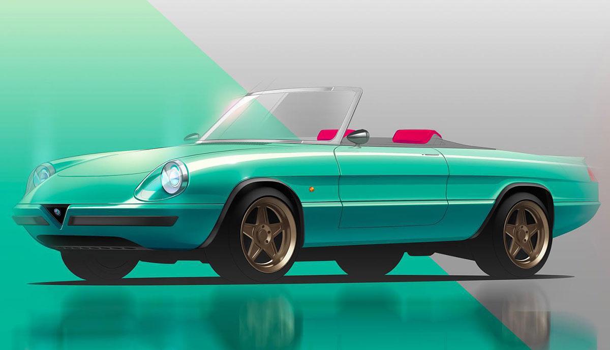 2020 Alfa Romeo Duetto History