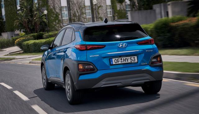 Hyundai-Kona-Hybrid