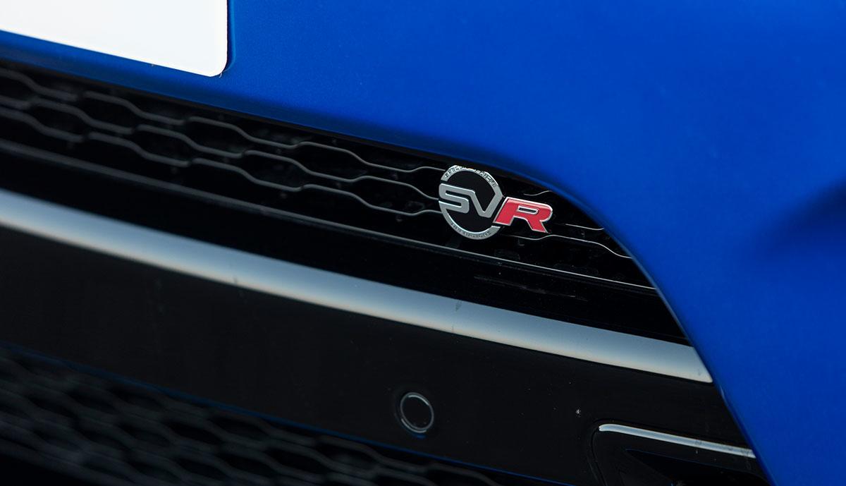 Jaguar-SVR
