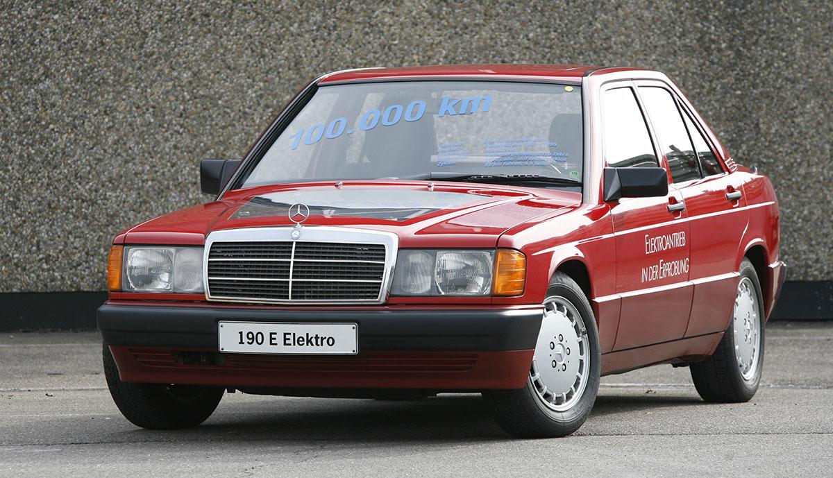 Mercedes-190-E-Elektro-1991