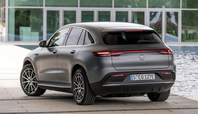 Mercedes-EQC-Heck
