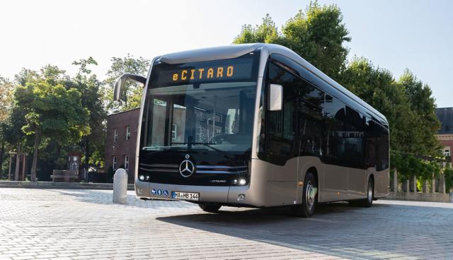 Mercedes-eCitaro