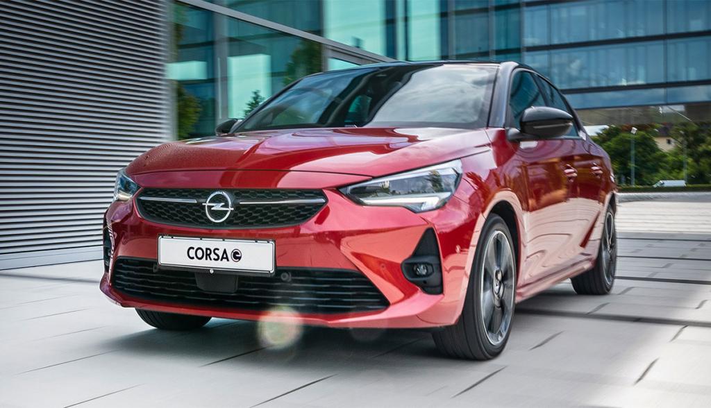 Opel-Corsa-e-GS-Line