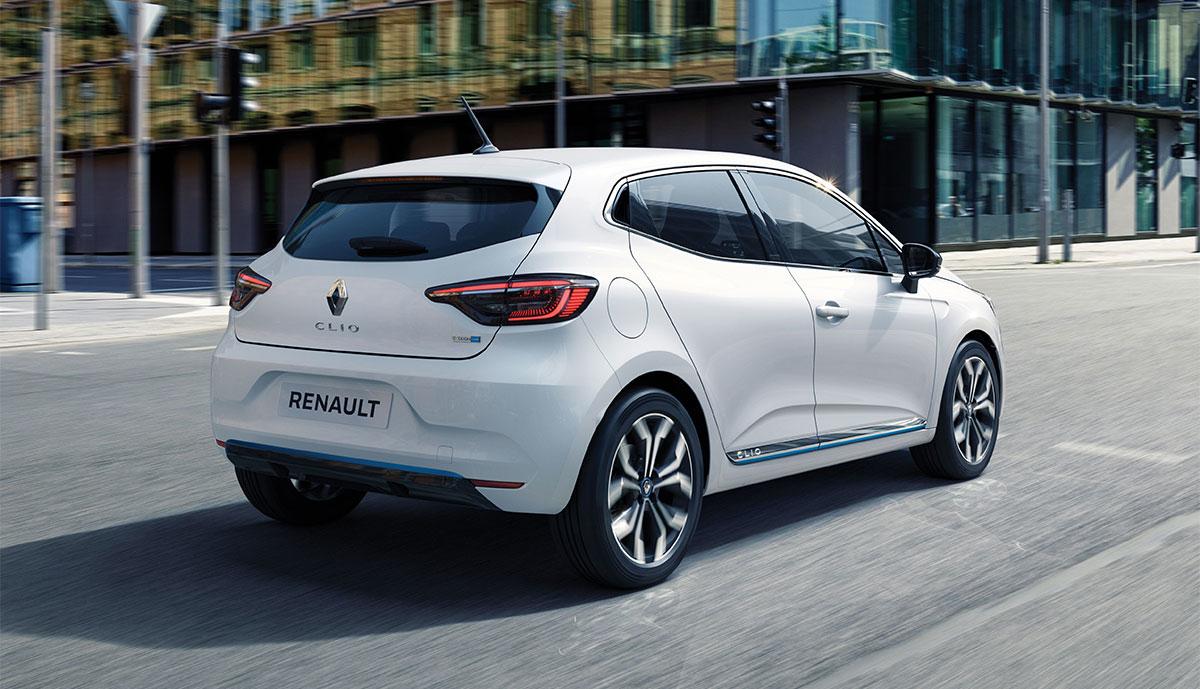 Renault-Clio-E-Tech