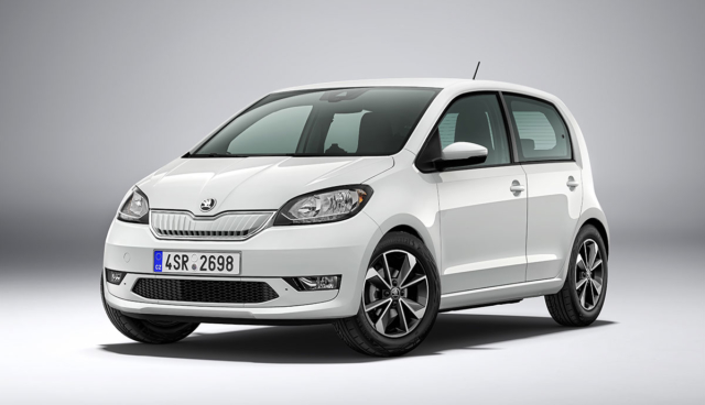 Skoda CitigoE iV Best Of-2020-1