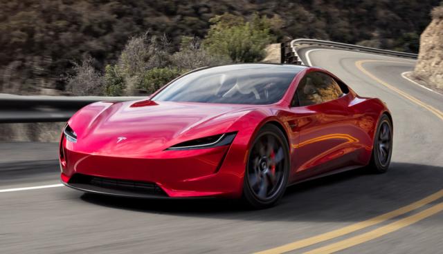 Tesla Roadster 2-1