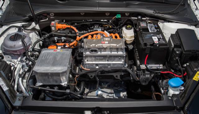 VW-e-Golf-Motor