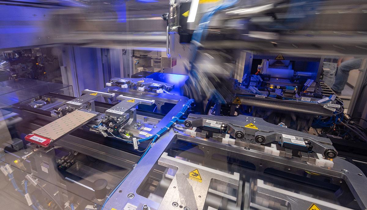 BMW-Batterieproduktion