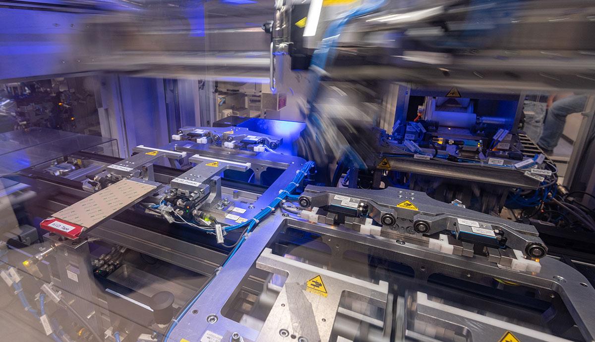 BMW baut Pilotanlage für Batterie-Produktion in Parsdorf