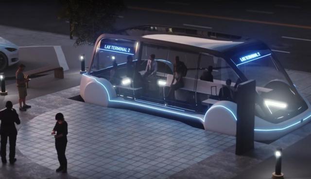 Boring-Company-Elektro-Shuttle