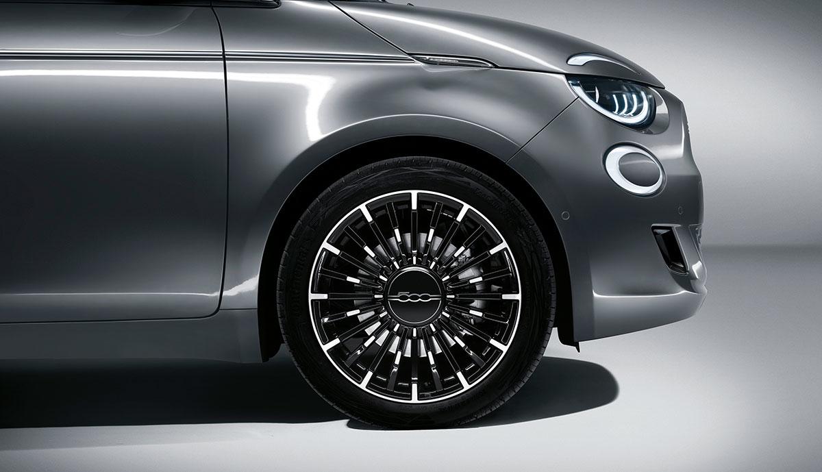 Fiat-500e-Reifen